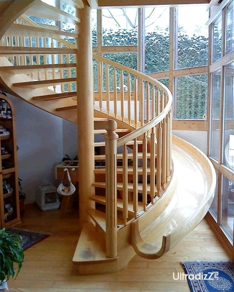 горка, совмещенная с лестницей 3