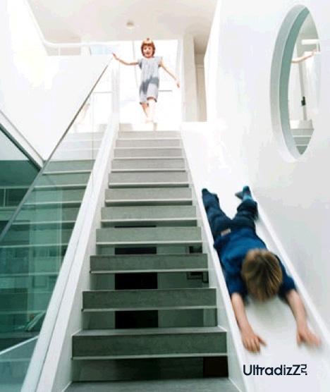 горка, совмещенная с лестницей 2