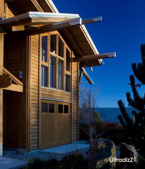 деревянный каркасный дом 6