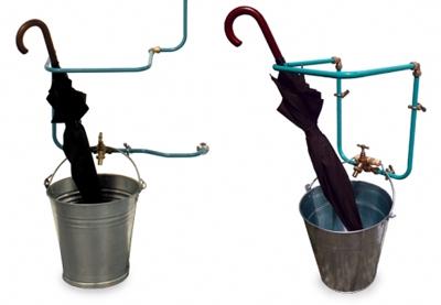 идеи дизайна подставки для зонтиков