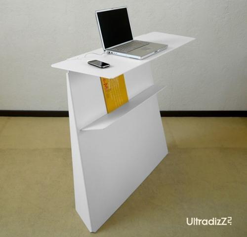 минималистичная мебель для маленьких комнат 2