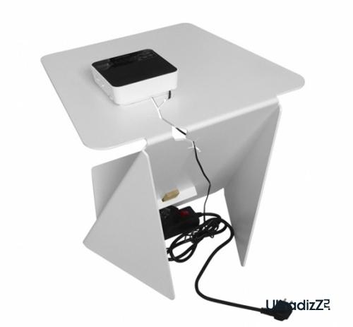 минималистичная мебель для маленьких комнат 3