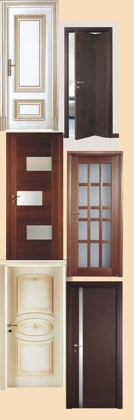 """межкомнатные двери в салоне """"Итальянские двери"""" в Иваново"""
