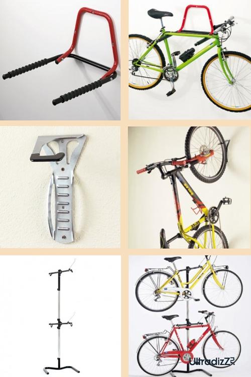 аксессуары для хранения велосипеда от Peruzzo