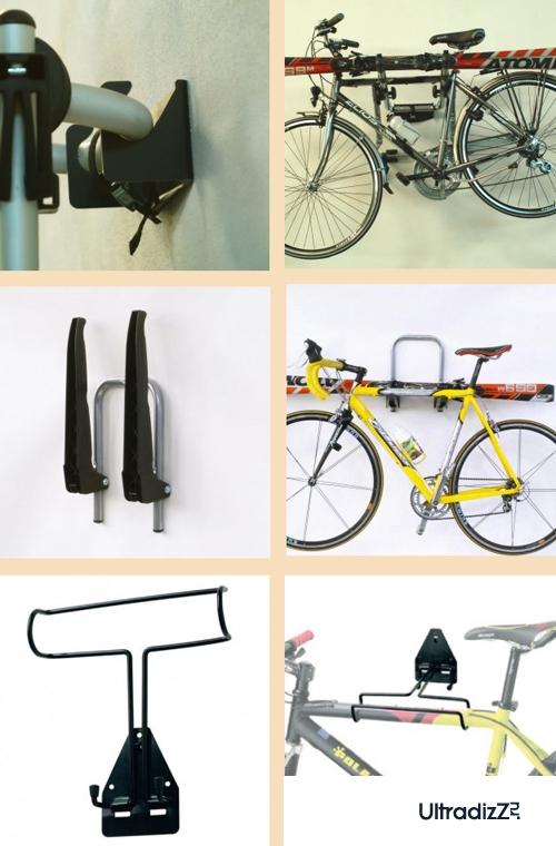 приспособления для хранения велосипеда от Peruzzo