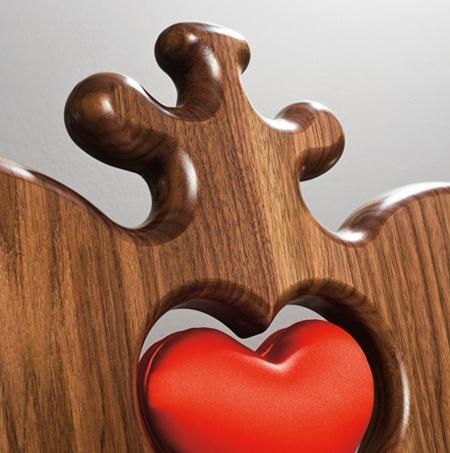 фрагмент дизайнерской мебели