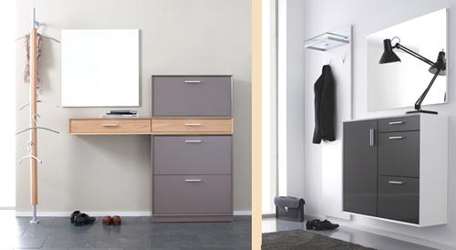 мебель для интерьера небольшой прихожей