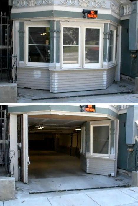 принцип действия гаражных ворот