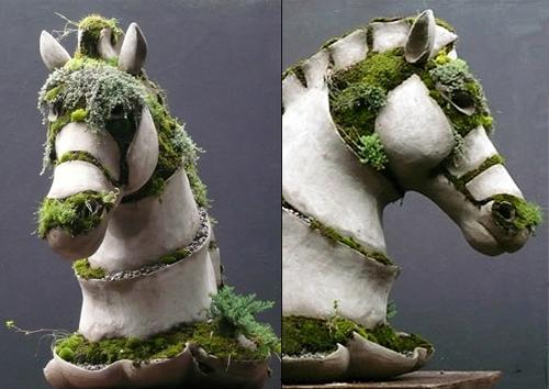 Terraform Stulpture 4