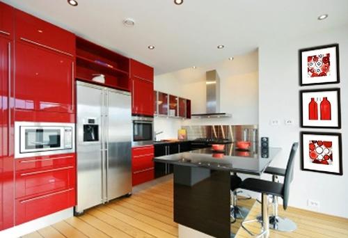 интерьерные фотографии для кухни