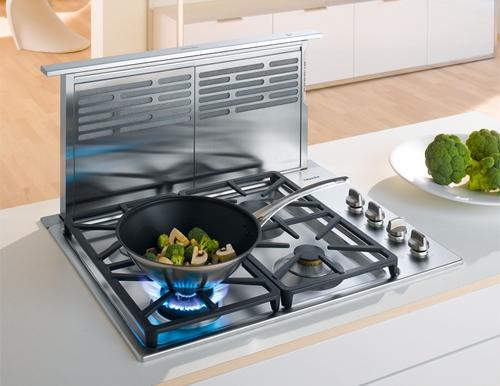 кухонная вытяжка телескопического типа 3