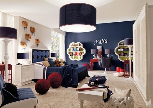 современная комната для ребенка