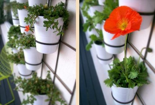 цветочное кашпо Wall Planters