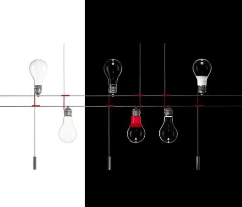 оригинальные светильники Ingo Maurer 1