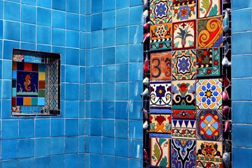 оригинальная керамическая мозаика