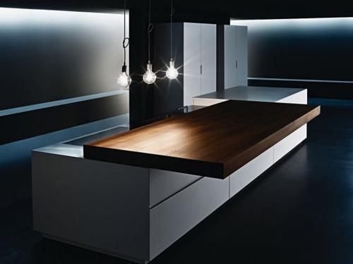 кухонный стол с выдвигаемой столешницей