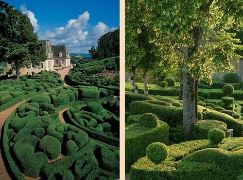 фрагменты садового дизайна