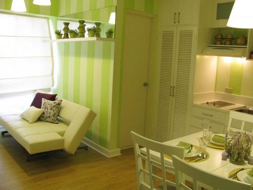 ремонт маленькой квартиры в стиле прованс