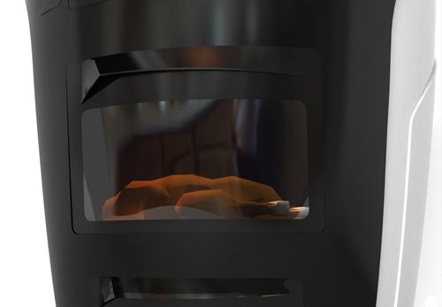 миниатюрная кухня с духовкой
