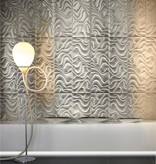 рельефная облицовочная плитка для ванной