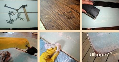 технология искусственного старения древесины
