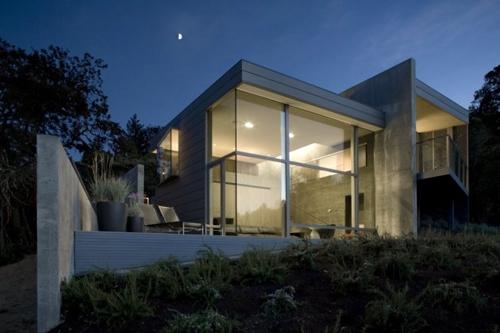 современный дизайн маленького дома