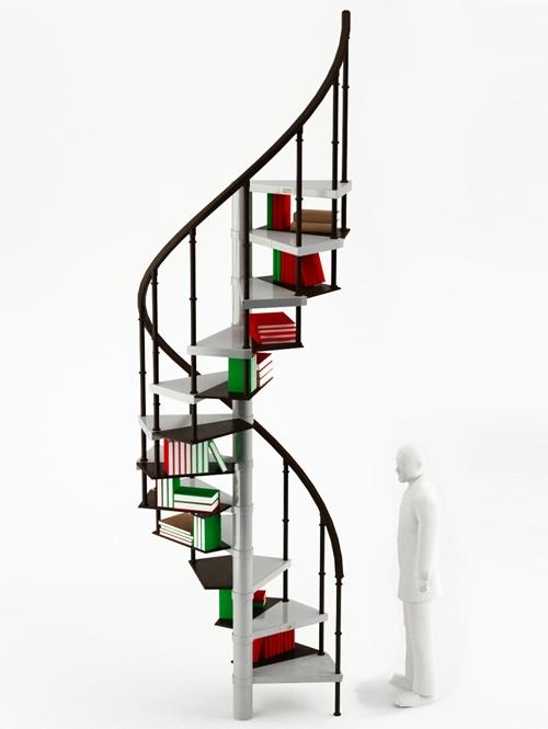 лестница стеллаж