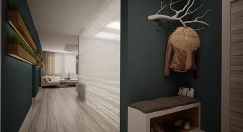 современный интерьер квартиры 1