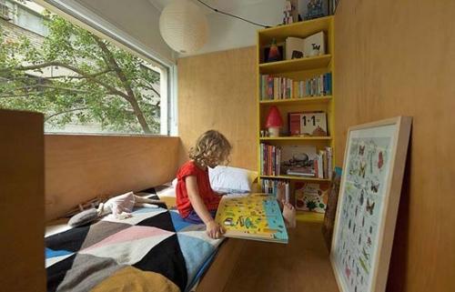 детская зона в дизайне интерьера квартиры