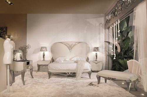 эксклюзивная элитная мебель для спальни