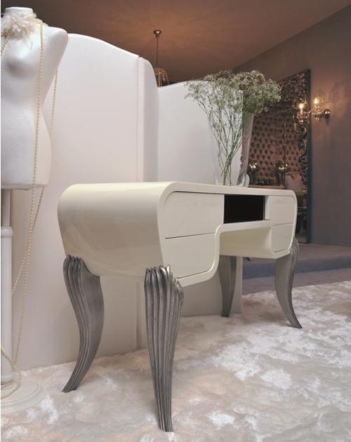 эксклюзивная мебель скульптурной формы