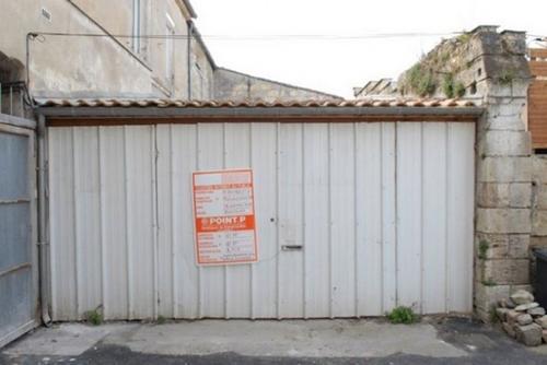 бывший фасад гаража