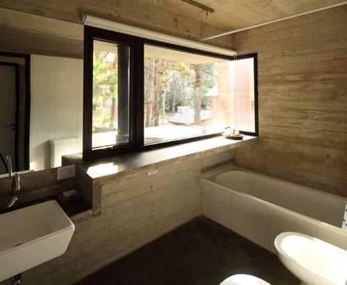 дизайн ванной в монолитном доме