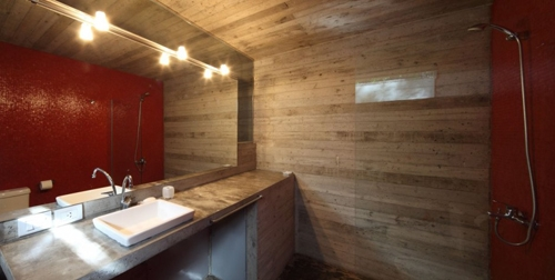 дизайн ванной в монолитном частном доме