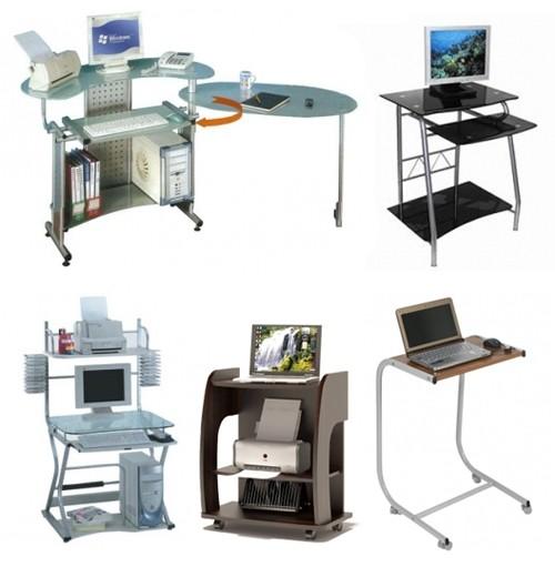 компьютерные столы для дома маленькой площади