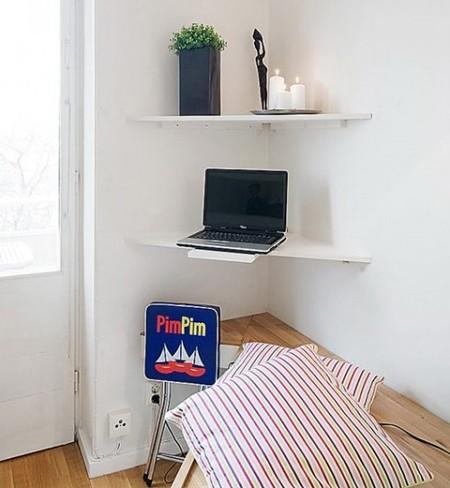 угловой столик для ноутбука