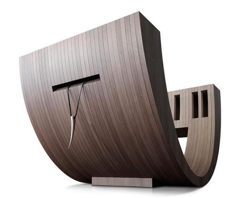 элегантная мебель для чтения