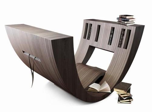 комфортная мебель для домашнего чтения