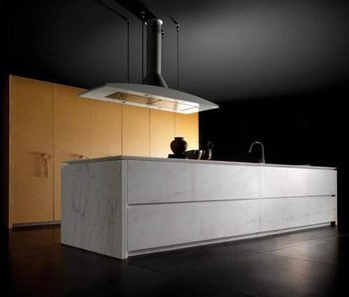 дизайн элитной кухни