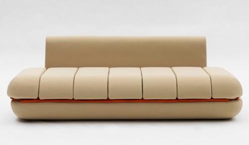 необычный диван трансформер
