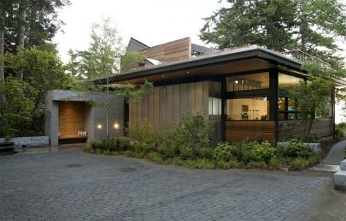 дизайн современной резиденции