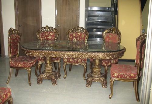 резной декор мебели