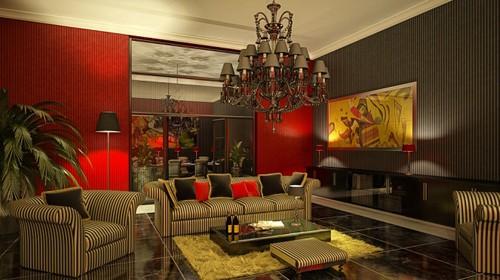 классический набор мягкой мебели