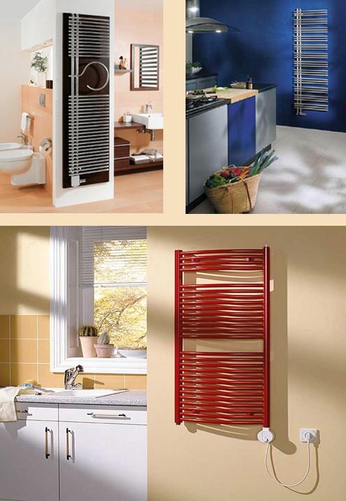 радиаторы Zehnder для маленьких комнат