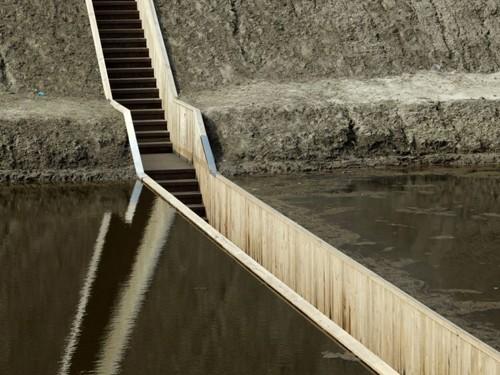 заглубленный проект моста