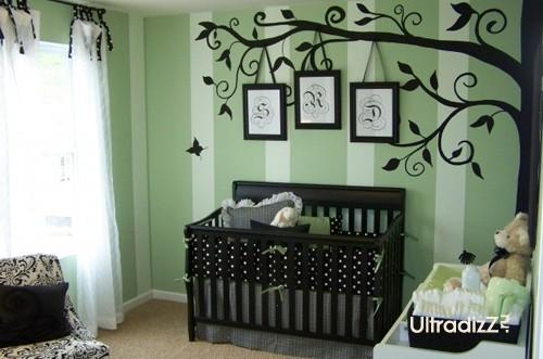 необычная детская для новорожденного