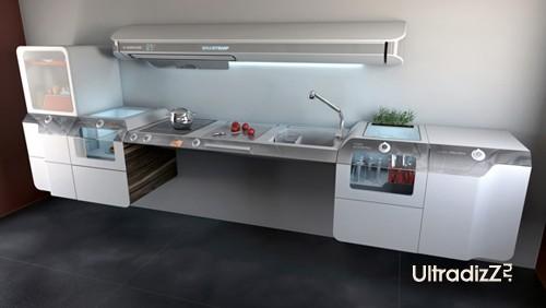 модульная кухня будущего