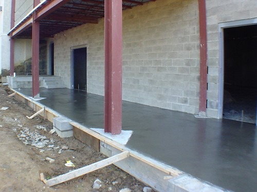 строительная бетонная смесь