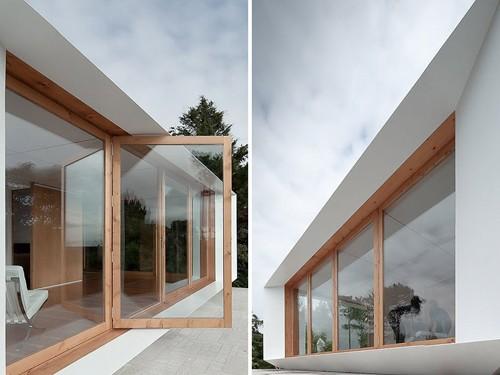 внешний вид модульного дачного дома