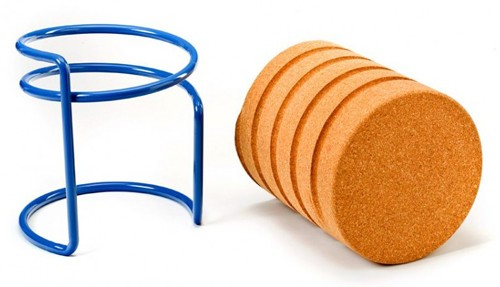 пробковый стул для кухни